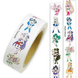 【新品未開封】美少女戦士セーラームーン 展限定 マスキングテープ