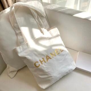 CHANEL - シャネル トートバッグ ノベルティ
