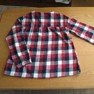 ムジルシリョウヒン(MUJI (無印良品))の無印良品 チュニック 150(Tシャツ/カットソー)