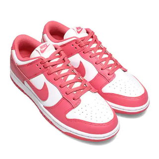 NIKE - 27cm NIKE WMNS DUNK LOW ARCHEO PINK