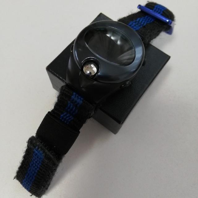 ALBA(アルバ)の希少品!早い者勝ち!SEIKO ALBA SPOON ブルー ネイビー メンズの時計(腕時計(デジタル))の商品写真