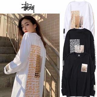 ステューシー(STUSSY)のSTUSSY  TEE(Tシャツ/カットソー(七分/長袖))