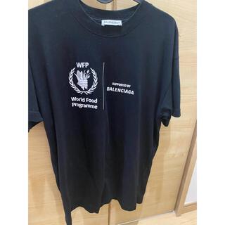 バレンシアガ(Balenciaga)のバレンシアガ  Tシャツ(Tシャツ/カットソー(半袖/袖なし))