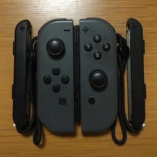 Nintendo Switch - ジョイコン (L)/(R) グレー スティック付き