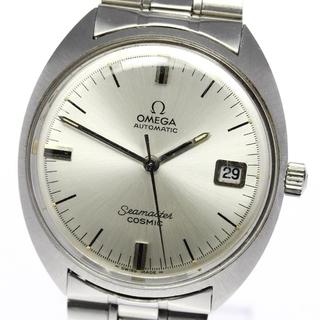 オメガ(OMEGA)のオメガ シーマスターコスミック 166026-T00L107 メンズ 【中古】(腕時計(アナログ))