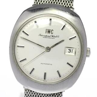 インターナショナルウォッチカンパニー(IWC)のIWC シャフハウゼン  メンズ 【中古】(腕時計(アナログ))