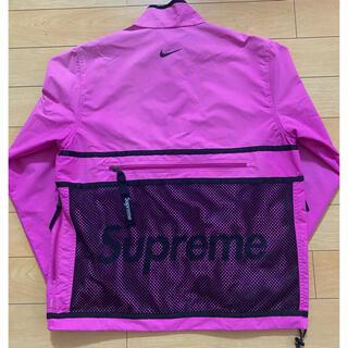 Supreme - Supreme×NIKE Trail Running Jacket M ピンク