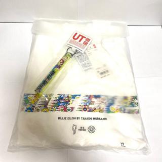 UNIQLO - ユニクロ UT 村上隆 × ビリーアイリッシュ Tシャツ&キーホルダーセット
