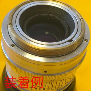LEICA - OLD ADAPTER ライカL→M42スクリュー 変換リング 真鍮製