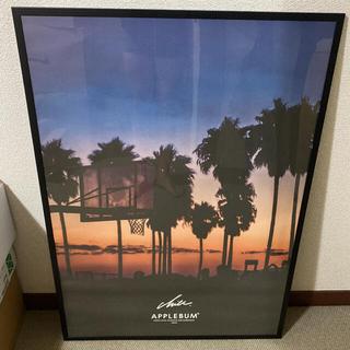 APPLEBUM - Sunset Playground A1 Poster アップルバム ポスター