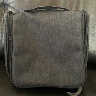 ムジルシリョウヒン(MUJI (無印良品))のMUJI 無印良品 吊るして使える洗面用具ケース(旅行用品)