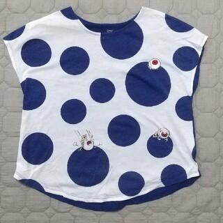 グラニフ(Design Tshirts Store graniph)のグラニフ ゲゲゲの鬼太郎カットソー レディース(カットソー(半袖/袖なし))