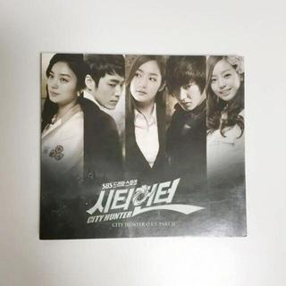 韓国ドラマ シティーハンター in Seoul サントラ パート2 CD(テレビドラマサントラ)