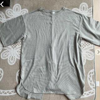 しまむら - しまむら Tシャツ五分袖ディアフル