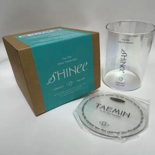 SHINee - SHINee 13周年 メモリーオーロラグラスセット テミン