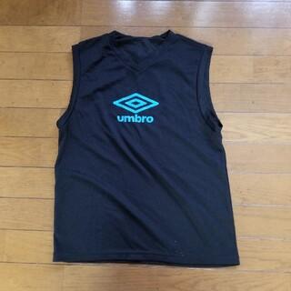 アンブロ(UMBRO)の新品☆umbro☆ランニングTシャツ☆160センチ(Tシャツ/カットソー)