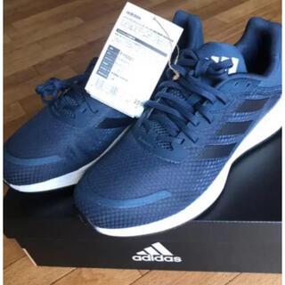 adidas男性用 運動靴 サイズ。25.5 新品未使用