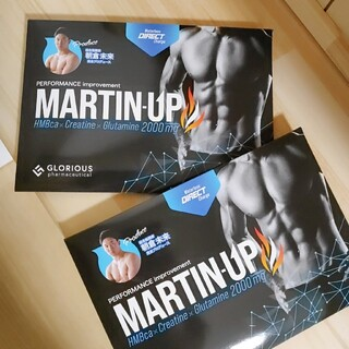 マーチンアップ MARTIN-UPグロリアス製薬 朝倉未来