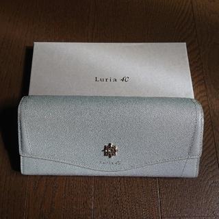 4℃ - Luria4℃ ルリア4℃ 長財布