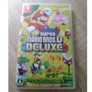 Nintendo Switch - スーパーマリオブラザーズ スイッチソフト