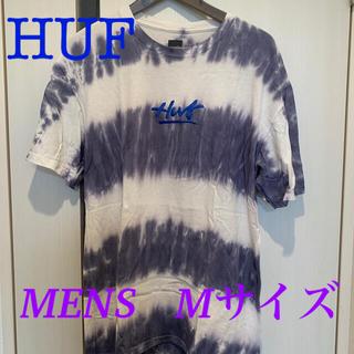 ハフ(HUF)のHUF タイダイ染め Tシャツ メンズ Mサイズ(Tシャツ/カットソー(半袖/袖なし))