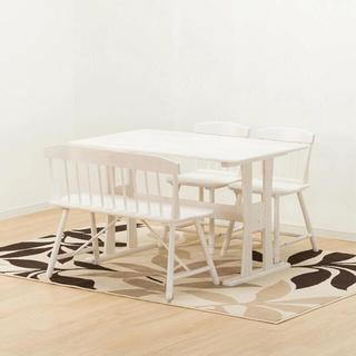 ニトリ - [幅120cm] ダイニングテーブルセット ニトリ