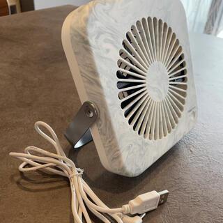 Francfranc - フランフラン 卓上扇風機