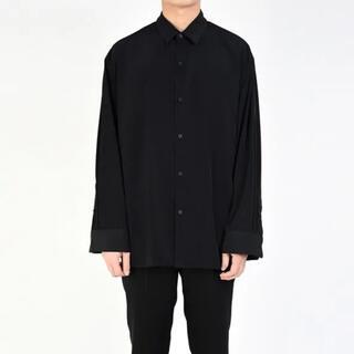 LAD MUSICIAN - lad musician dechine big shirt 42 black