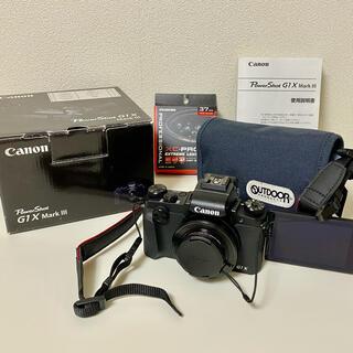 Canon - 【美品】CANON PowerShot G1 X Mark Ⅲ