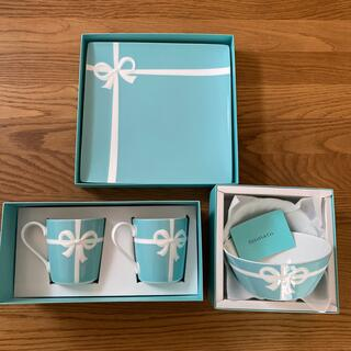 ティファニー(Tiffany & Co.)のティファニー*食器セット(食器)