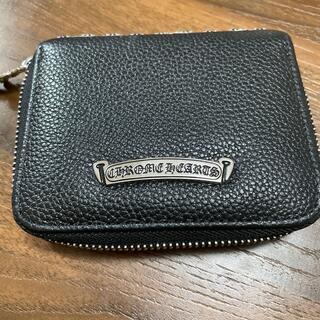 クロムハーツ(Chrome Hearts)の十字架 ク○ムハーツ 財布(折り財布)