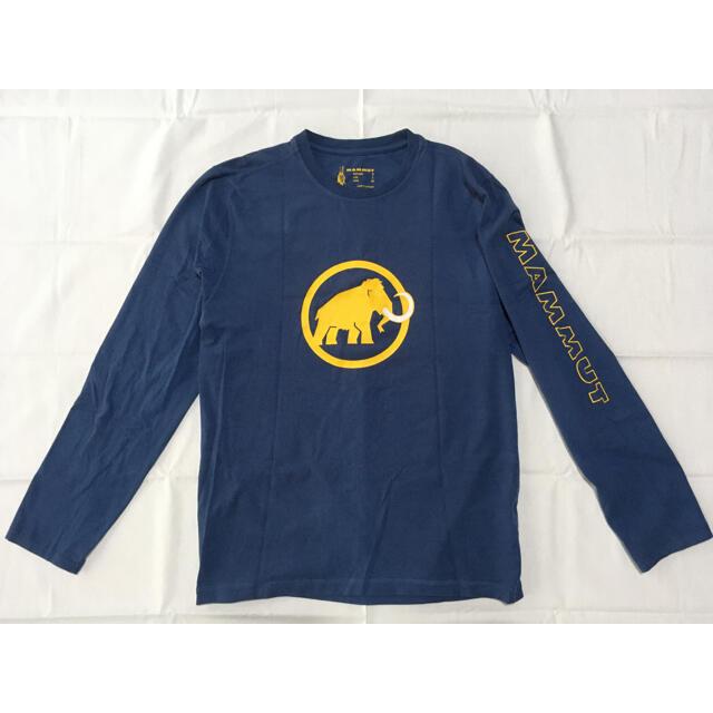 Mammut(マムート)のマムート MAMMUT ロングTシャツ アジアサイズM スポーツ/アウトドアのアウトドア(登山用品)の商品写真