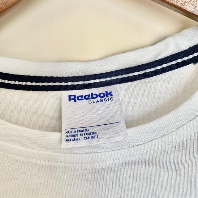 Reebok(リーボック)の【Reebok】Tシャツ レディースのトップス(Tシャツ(半袖/袖なし))の商品写真