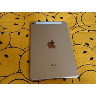 Apple - iPad mini4 Cellular版 128GB ゴールド