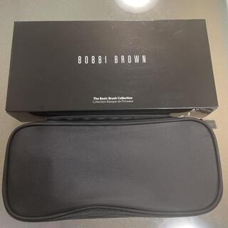 ボビイブラウン(BOBBI BROWN)の【新品未使用】ボビーブラウン メイクブラシセット(コフレ/メイクアップセット)