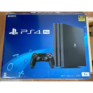 PlayStation4 - PS4 Pro CUH-7000B 1TB