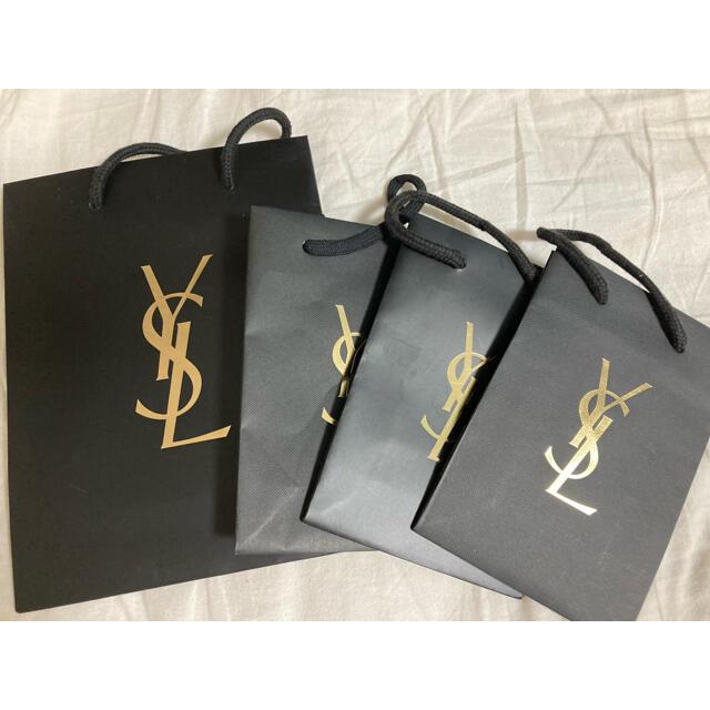 Yves Saint Laurent Beaute(イヴサンローランボーテ)のYves Saint Laurent 紙袋 レディースのバッグ(ショップ袋)の商品写真