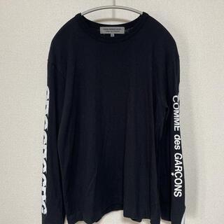 コムデギャルソン(COMME des GARCONS)のコムデギャルソン CDCロゴロングスリーブTシャツ A グッドデザイショップ限定(Tシャツ/カットソー(七分/長袖))