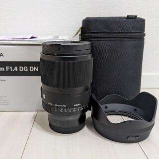 SIGMA - 美品 シグマ 35mm F1.4 DG DN ART ソニー用単焦点レンズ