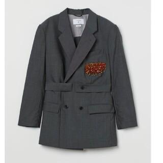 H&M - H&M TOGA TOGAARCHIVES トーガ  ウールジャケット XS