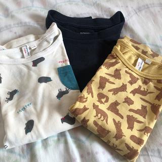 LAGOM - LAGOM等 110㎝ 長袖Tシャツ3枚セット