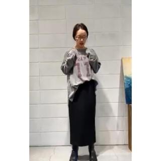 プラージュ(Plage)のPlage GRANT Long Tシャツ(Tシャツ/カットソー(七分/長袖))