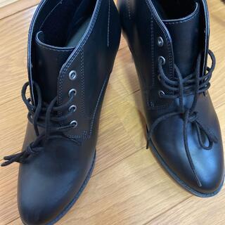 ユニクロ(UNIQLO)のユニクロ ブーツ 24cm(ブーツ)