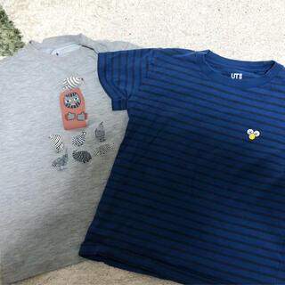 mont bell - Tシャツ 130㎝ UT KAWS モンベル