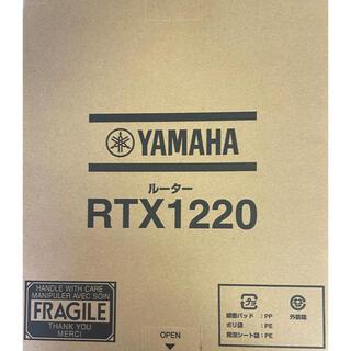 ヤマハ(ヤマハ)のデメキンさん YAMAHA rtx1220 5台(PC周辺機器)
