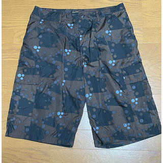 アンダーカバー(UNDERCOVER)のundercover nylon cargo shorts 2000 wtaps(ショートパンツ)