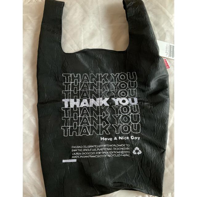 FRAMeWORK(フレームワーク)のフレームワーク購入OPEN EDITIONS THANK YOU バッグ レディースのバッグ(エコバッグ)の商品写真