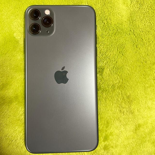 Apple(アップル)のままま様専用 iPhone11Pro max  美品 スマホ/家電/カメラのスマートフォン/携帯電話(スマートフォン本体)の商品写真