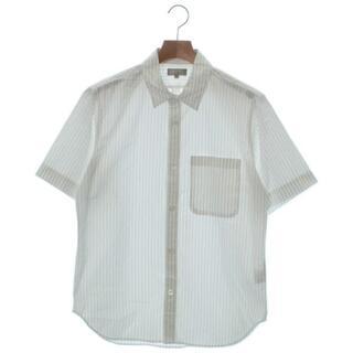マーガレットハウエル(MARGARET HOWELL)のMARGARET HOWELL カジュアルシャツ メンズ(シャツ)