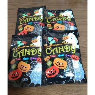 KALDI - カルディ ハロウィンパチパチキャンディ 4個セット